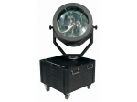 Skyspot met 4000 Watt HMI lamp (hollywood effect)